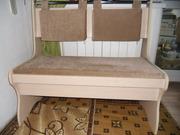 диванчик на кухню новый мягкий